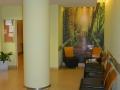Sala di attesa Fisioterapia